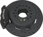 SRP rotors with black calipers