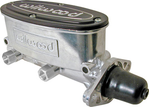 Tandem-Chamber Master Cylinder (bright finish)