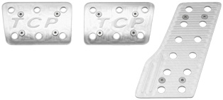 Manual 3-piece - Pedal Cover Set