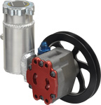 Pro-Series Pump with Integral Reservoir - Back